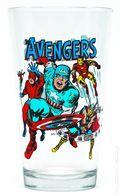 Toon Tumblers Marvel Comics Pint Glasses (2010) AVENGERS#2