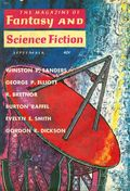 Fantasy and Science Fiction (1949-Present Mercury Publications) Pulp Vol. 19 #3