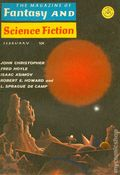 Magazine of Fantasy and Science Fiction (1949-Present Mercury Publications) Vol. 32 #2