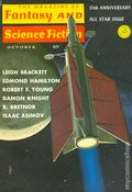 Fantasy and Science Fiction (1949-Present Mercury Publications) Pulp Vol. 27 #4