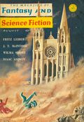 Magazine of Fantasy and Science Fiction (1949-Present Mercury Publications) Vol. 27 #2