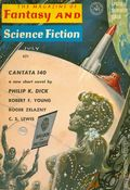 Fantasy and Science Fiction (1949-Present Mercury Publications) Pulp Vol. 27 #1