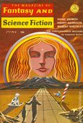 Fantasy and Science Fiction (1949-Present Mercury Publications) Pulp Vol. 34 #6