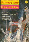 Fantasy and Science Fiction (1949-Present Mercury Publications) Pulp Vol. 34 #5