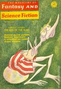 Fantasy and Science Fiction (1949-Present Mercury Publications) Pulp Vol. 34 #3