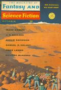Fantasy and Science Fiction (1949-Present Mercury Publications) Pulp Vol. 33 #4