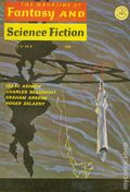 Fantasy and Science Fiction (1949-Present Mercury Publications) Pulp Vol. 32 #6