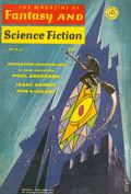 Magazine of Fantasy and Science Fiction (1949-Present Mercury Publications) Vol. 36 #5