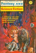 Magazine of Fantasy and Science Fiction (1949-Present Mercury Publications) Vol. 36 #6