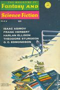 Fantasy and Science Fiction (1949-Present Mercury Publications) Pulp Vol. 38 #5