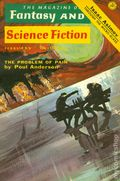 Magazine of Fantasy and Science Fiction (1949-Present Mercury Publications) Vol. 44 #2