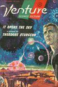 Venture Science Fiction (1957-1970 Fantasy House) Vol. 1 #6