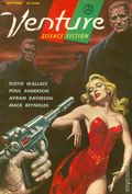 Venture Science Fiction (1957-1970 Fantasy House) Vol. 1 #5