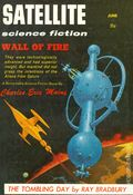 Satellite Science Fiction (1956-1959 Renown Publications) Pulp Vol. 2 #5