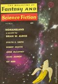 Fantasy and Science Fiction (1949-Present Mercury Publications) Pulp Vol. 20 #4