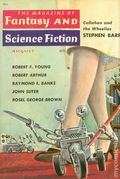 Magazine of Fantasy and Science Fiction (1949-Present Mercury Publications) Vol. 19 #2