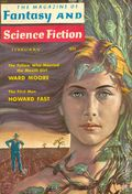 Fantasy and Science Fiction (1949-Present Mercury Publications) Pulp Vol. 18 #2