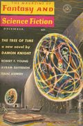 Magazine of Fantasy and Science Fiction (1949-Present Mercury Publications) Pulp Vol. 25 #6