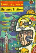 Fantasy and Science Fiction (1949-Present Mercury Publications) Pulp Vol. 23 #5