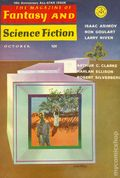Fantasy and Science Fiction (1949-Present Mercury Publications) Pulp Vol. 35 #4