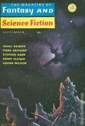 Magazine of Fantasy and Science Fiction (1949-Present Mercury Publications) Vol. 35 #3