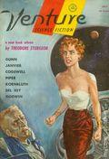 Venture Science Fiction (1957-1970 Fantasy House) Vol. 1 #4