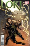 Loki (2010 2nd Series Marvel) 1A