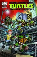 Teenage Mutant Ninja Turtles New Animated Adventures (2013 IDW) 1