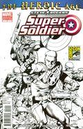 Steve Rogers Super-Soldier (2010 Marvel) 1SDCC