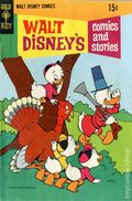 Walt Disney's Comics and Stories (1940 Dell/Gold Key/Gladstone) 351A