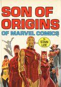 Son of Origins of Marvel Comics HC (1975 Fireside) 1-1ST