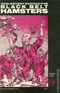 Adolescent Radioactive Black Belt Hamsters (1986) 1B