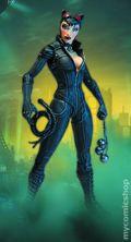 Batman Arkham City Collector Action Figure (2012 DC Direct) Series 2 ITEM#4