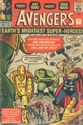 Avengers (1963 1st Series) UK Edition 1UK