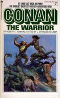 Conan PB (1966-1977 Lancer/Ace Books Novel) 7B-REP