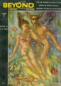 Beyond Fantasy Fiction (1953-1955 Galaxy Publishing) Vol. 1 #4