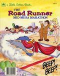 Road Runner Mid-Mesa Marathon HC (1985 Western) A Little Golden Book 110-57-REP