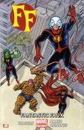 FF TPB (2013-2014 Marvel NOW) 1-1ST
