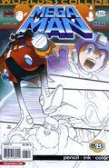 Mega Man (2011 Archie) 27B