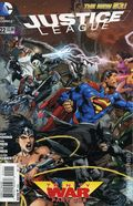 Justice League (2011) 22A