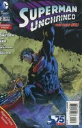 Superman Unchained (2013 DC) 2COMBO