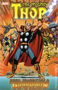 Thor Gods, Gladiators and the Guardians of the Galaxy TPB (2013 Marvel) 1-1ST
