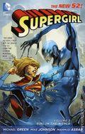 Supergirl TPB (2012-2015 DC Comics The New 52) 2-1ST