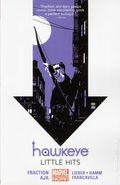 Hawkeye TPB (2013-2016 Marvel NOW) By Matt Fraction and Jeff Lemire 2-1ST