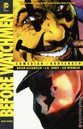 Before Watchmen: Comedian/Rorschach HC (2013 DC) Deluxe Edition 1-1ST