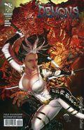 Grimm Fairy Tales Demons Unseen (2013 Zenescope) 2A