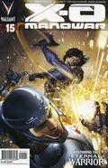 X-O Manowar (2012 3rd Series Valiant) 15B