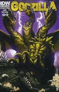 Godzilla (2012 IDW) 13B