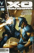 X-O Manowar (2012 3rd Series Valiant) 15A