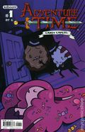 Adventure Time Candy Capers (2013 Kaboom) 1A